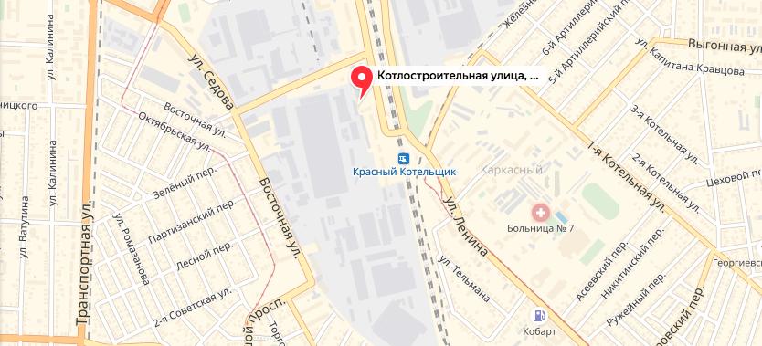 Ростовская область, г. Таганрог, ул.Котлостроительная, д. 7-6