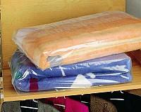 Швейные пакеты со скотчем и клапаном